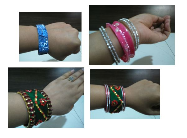 Create amazing bangles from plastic bottles in 3 different ways