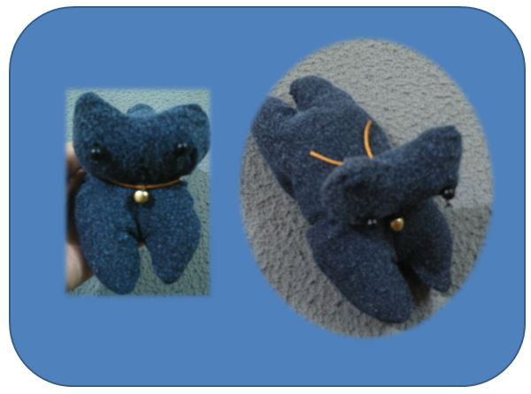 How to make sock cat from old socks?? D.I.Y. Project