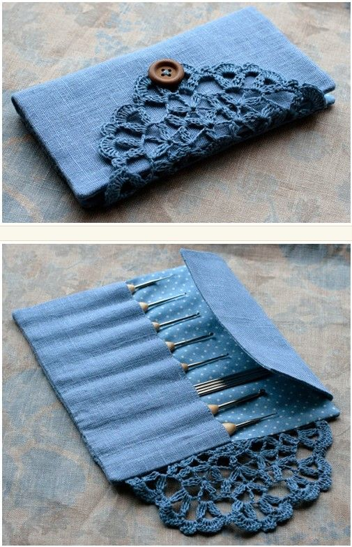 Unique, creative Craft ideas from old jeans | Learning Process